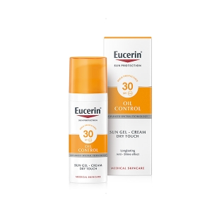 Eucerin 50 ml gel-crema Dry Touch SPF30+ 50 ml