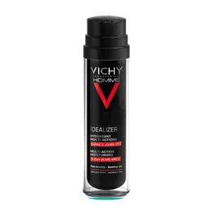 Vichy Homme Idealizer hidratante multi-acción piel y barba