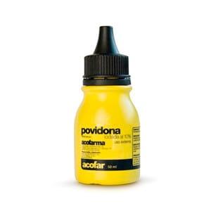 Acofar povidona yodada 10% 50ml
