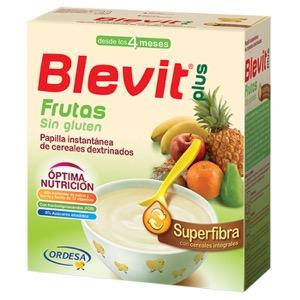 Blevit Plus superfibra frutas 600gr
