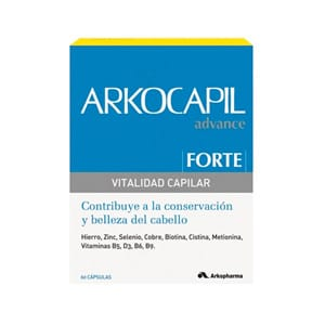 Arkocapil Forte 60cáps