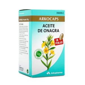 Arkocaps aceite de onagra 200 perlas