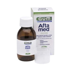 Gum Aftamed enjuague bucal 100ml