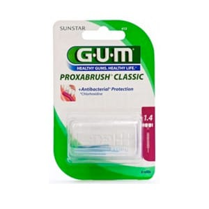 Gum 612 Proxabrush recambio cepillo interdental 1.4mm 8uds