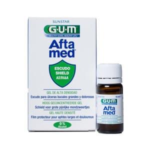 Gum Aftamed gel bucal escudo con aplicador 10ml