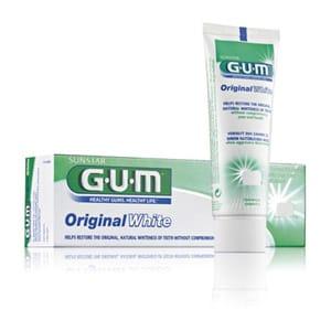 GUM Original White pasta dental 75ml