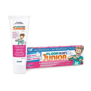 Fluor Kin Junior gel fresa 75ml