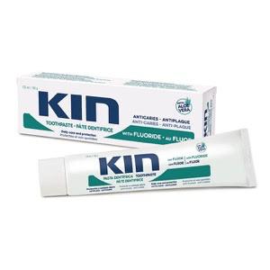 Kin pasta dentífrica 125ml