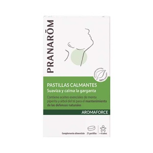 Aromaforce Pastillas 21 unidades