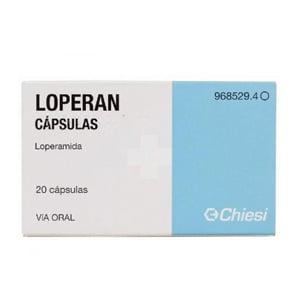 Loperan 2mg 20cápsulas