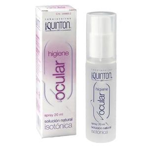 Quinton acción ocular spray 20ml