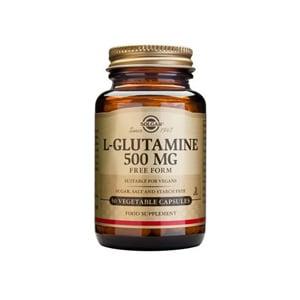 Solgar Glutamina 500mg 250cáps