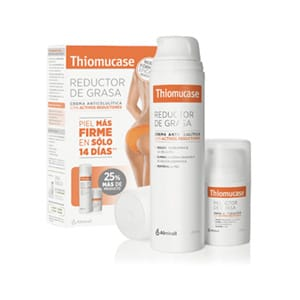 Thiomucase crema anticelulítica 200ml + regalo 50ml