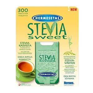 Hermesetas Stevia 300comp