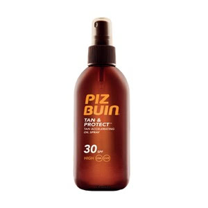 Piz Buin SPF30+ aceite spray 150ml