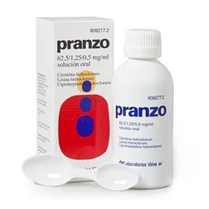 Pranzo solución oral 200ml