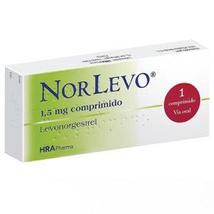 Norlevo Comp. 1500 mcg