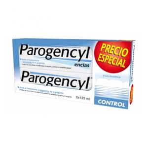 Parogencyl pasta dentifríca 125ml 2uds