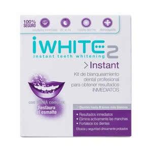 I White 2 instant molde dental precargado 10uds