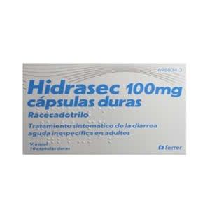 Hidrasec 100mg 10cáps
