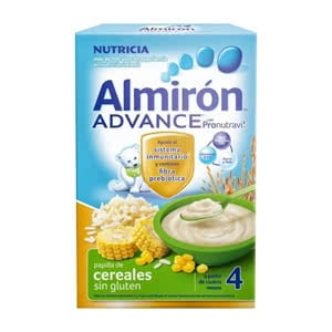 Almiron Advance cereales sin gluten 500gr