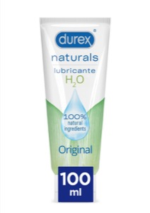 Durex Naturals Intimate gel 100% natural 100ml