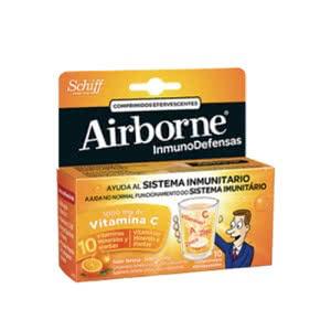 Airborne naranja 10comp