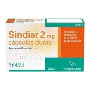 Sindiar 2mg 20caps