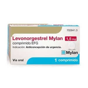 Mylan Levonorgestrel 1,5mg 1comp