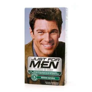 Just For Men colorante moreno en champú 30cc
