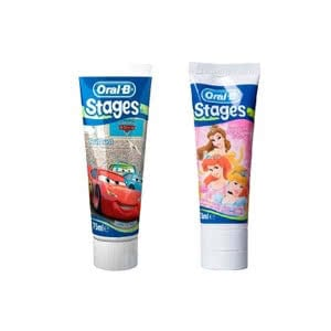 Oral-B Stages 3 pasta dental 75ml