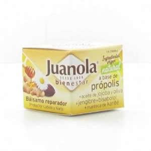 Juanola própolis bálsamo nariz labios 10ml