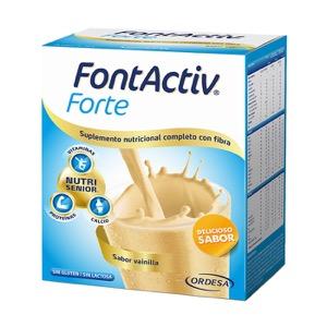 FontActiv Forte vainilla 30gr 14sobres