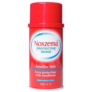 Noxzema espuma de afeitar piel sensible 300ml