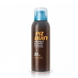 Piz Buin Protect & Cool espuma  SPF30+ 150ml