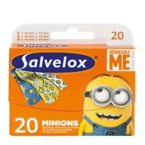 Salvelox Minions 20uds