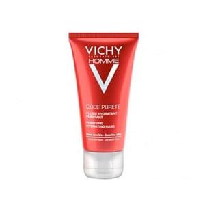 Vichy Homme Code Purete gel purificante 100ml