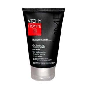 Vichy  Homme gel limpiador 125ml