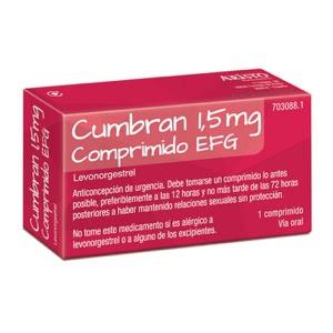 Cumbran 1,5mg 1comp