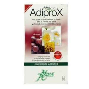 Adiprox adelgaccion 500mg 50caps