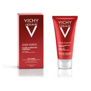 Vichy Homme fluido hidratante purificante 50ml