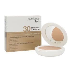 Cumlaude Sunlaude SPF30+ color compacto 10gr