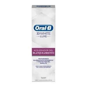 Oral B acelerador del blanqueamiento 75ml
