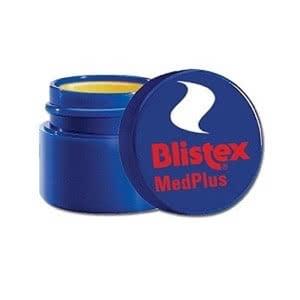 Blistex Med Plus bálsamo reparador 7gr