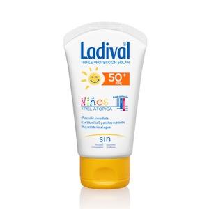 Ladival niños y pieles atópicas SPF50+ 75ml