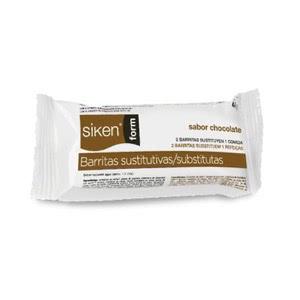 Siken Form barrita de chocolate 1 ud 44grs