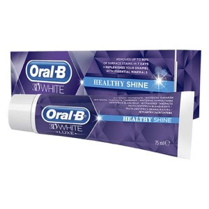 Oral-B 3D White brillo saludable pasta dental 75ml