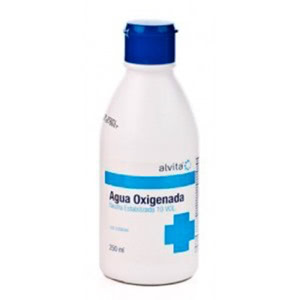 Alvita agua oxigenada 250ml