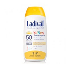 Ladival niños fotoprotector SPF50+ leche hidratante 200ml