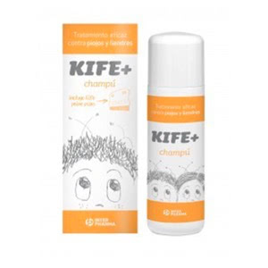 Kife + champú pediculicida 100ml